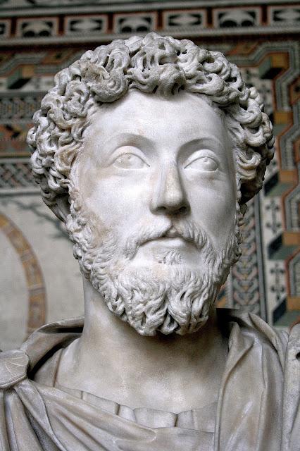 Marcus Aurelius - glyptothek münchen