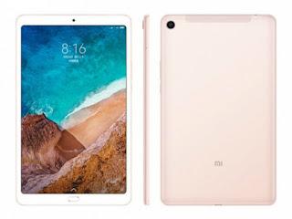 Xiaomi Mi Pad 4 Plus Specs