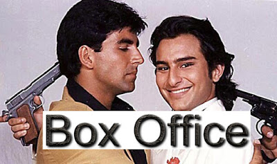 akshay kumar and saif ali khan movies list