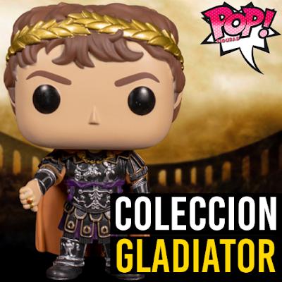 Lista de figuras funko pop Gladiator