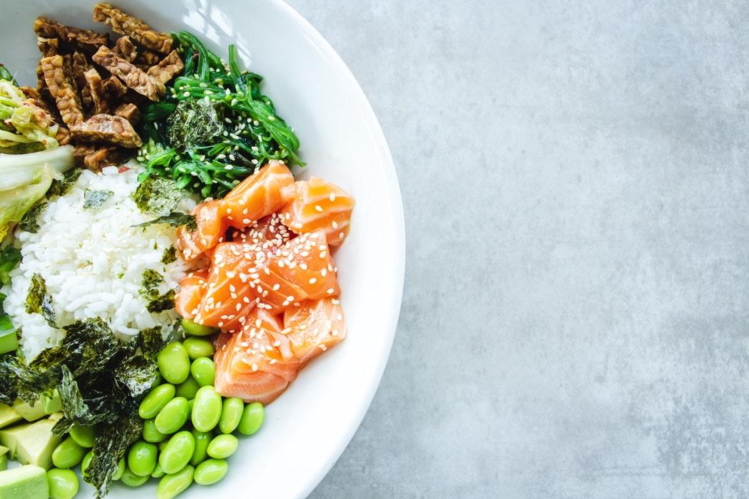 Zdrowa dieta e ekologicznych opakowaniach