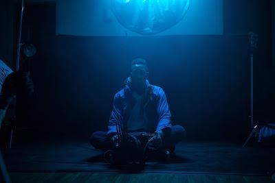 SXTWLVE sitting in the darkness