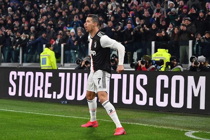 Juventus 3-1 Roma: Unstoppable Ronaldo fires Juve into Coppa Italia last 4
