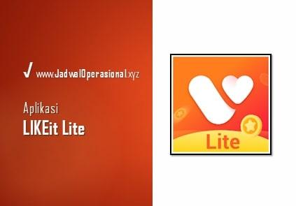 Aplikasi Likeit Lite