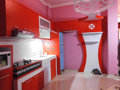 Kitchen Set Lengkap Harga Diskon Untuk Area Jawa Tengah ( Furniture Semarang )