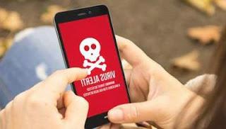 virus di dalam aplikasi