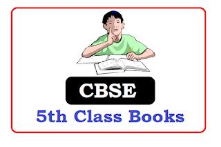CBSE 5th Class Books 2022 pdf download