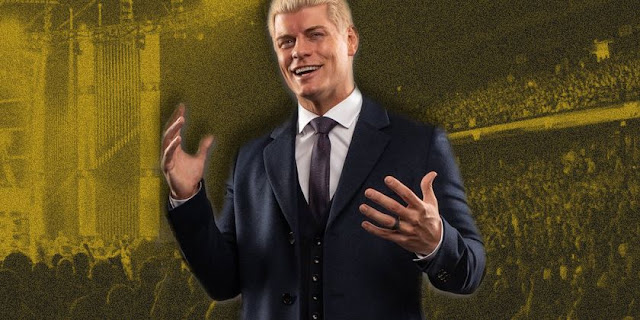 Update on Cody Rhodes Following Unprotected Chair Shot At AEW Fyter Fest (Photo)