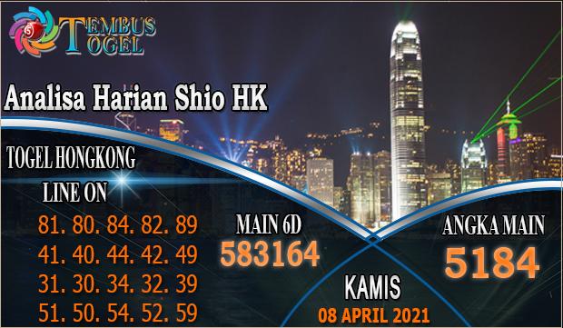 Analisa Harian Shio HK - Kamis Tanggal 08 Maret 2021