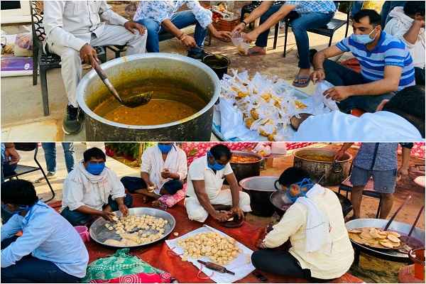 faridabad-police-will-prepare-two-time-food-badkhal-crime-branch