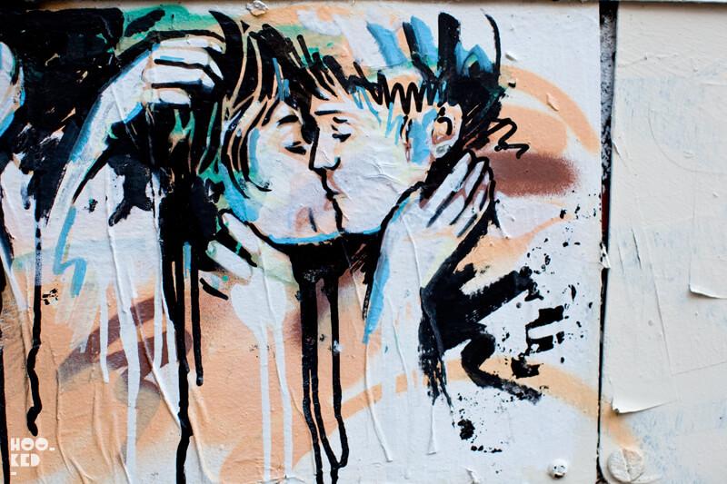 London Street Art by Alice Pasquini