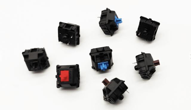 Cherry switch là gì và các loại switch phổ biến nhất hiện nay