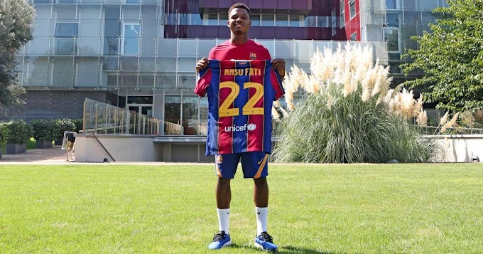 Ansu is the type of player who marks the difference: Rivaldo speaks on Replaceing Messi at Barcelona.