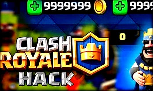 Clash Royale v3.3.0 Altın, Elmas Hileli Mod İndir Eylül 2020