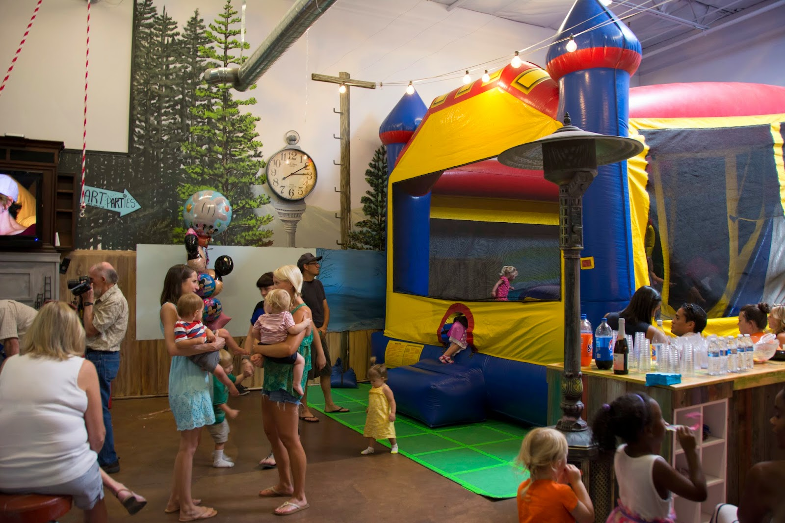 Party Place Roseville Ca Unique Birthday Ideas And Themes Source The Bounce House At
