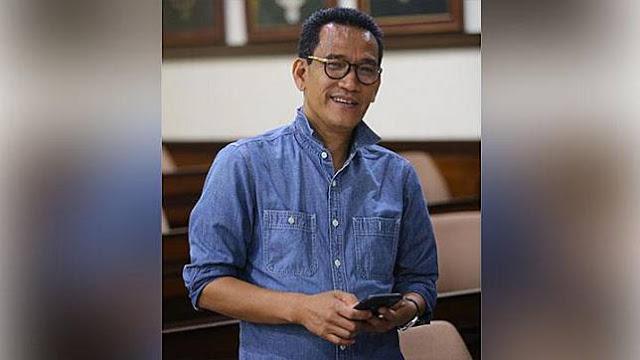 RESMI! Refly Harun Didapuk Sebagai Ketua Komite Hukum dan HAM KAMI