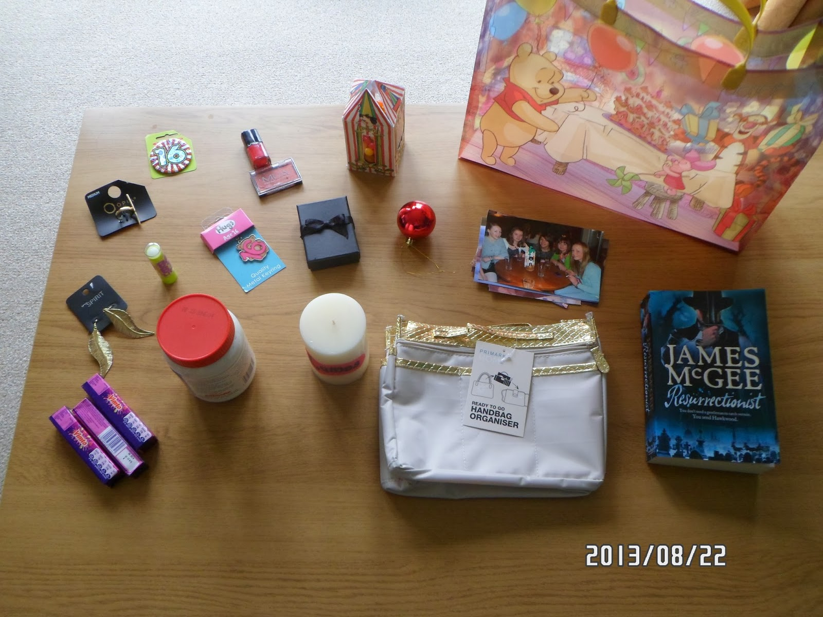 Beauty by a Geek: 16th Birthday Present Idea