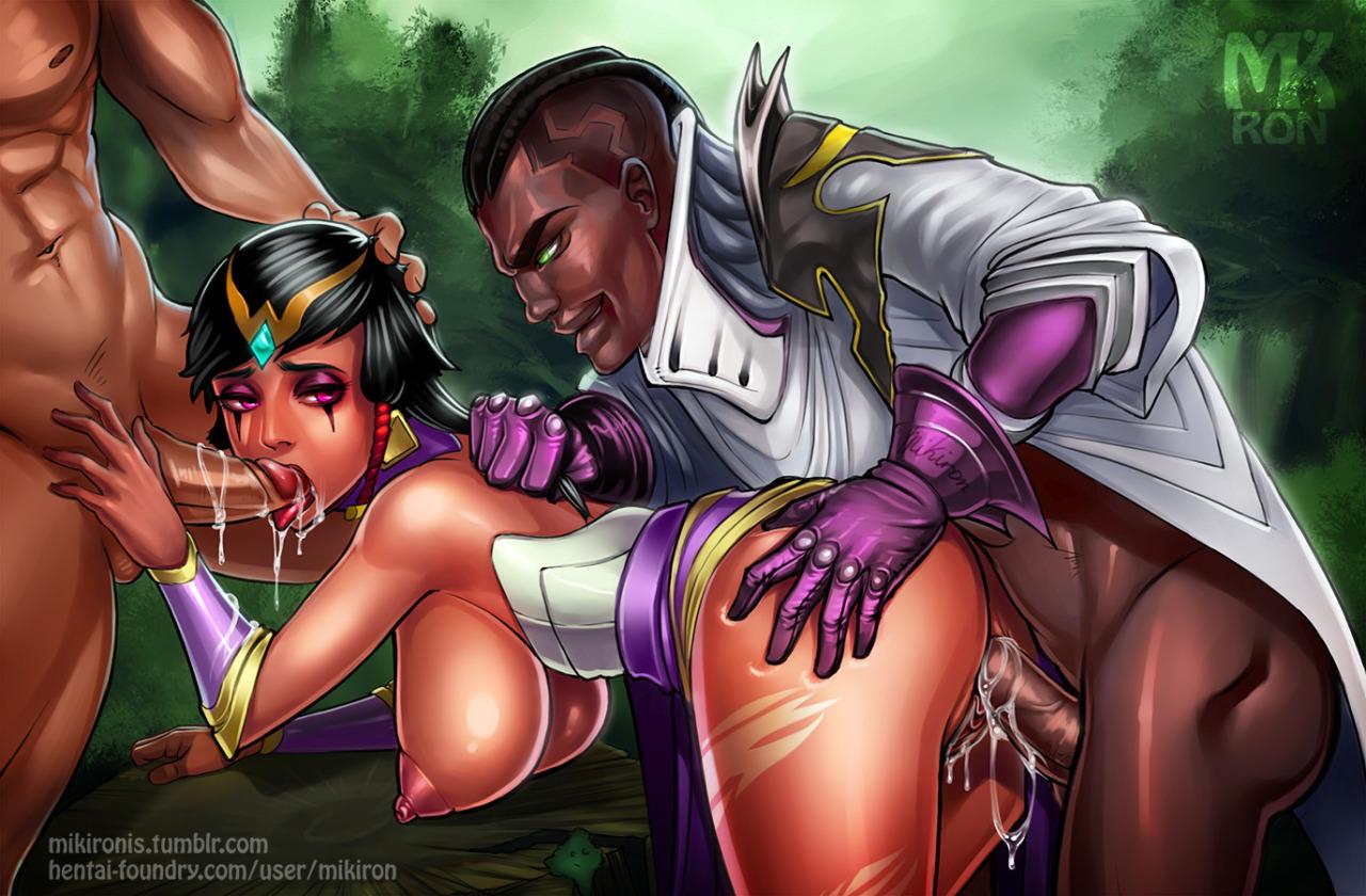 3d hentai anal sex