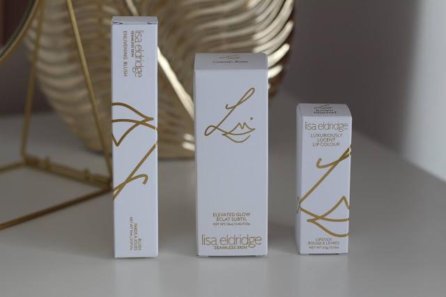 Lisa Eldridge new lipsticks, highlighter and blush review | Nowe kosmetyki od Lisy Eldridge recenzja