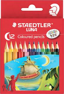 Pensil Warna Coloured