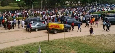 Catastrophe In OAU As Students Run For Their Lives Over Planned Cult Attack