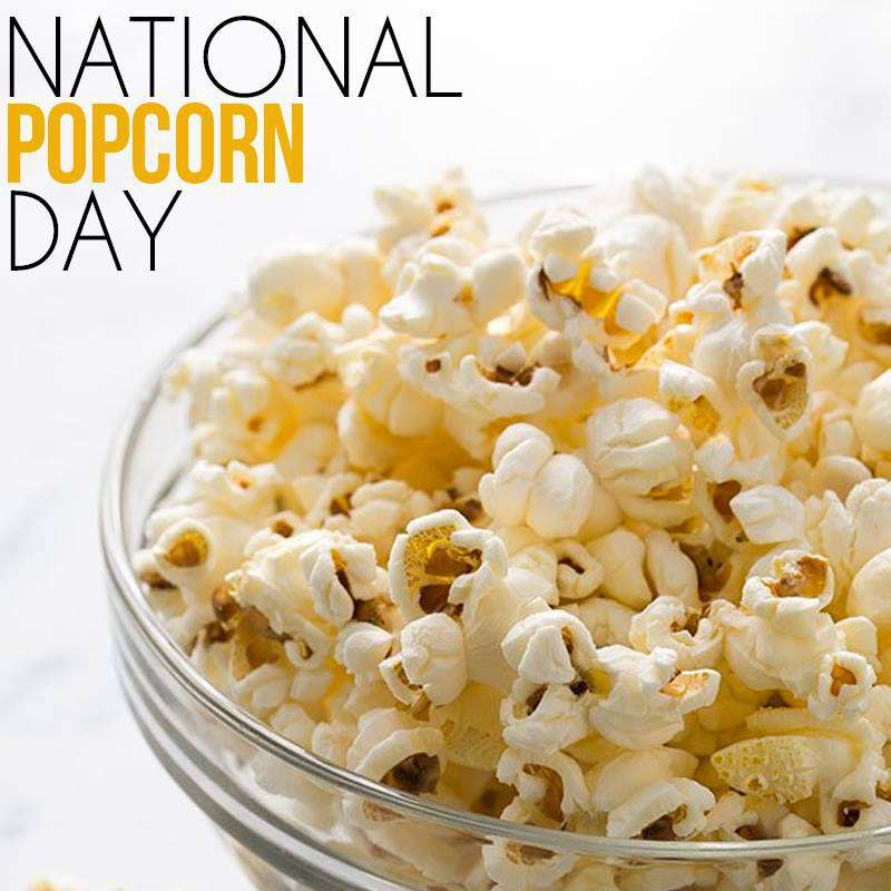 National Popcorn Day Wishes for Whatsapp