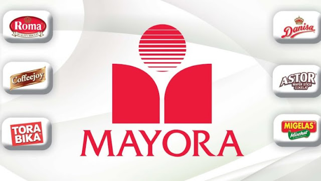Lowongan Kerja PT Mayora Indah Tbk Jobs : Sales, Pabrik, Industrial Relation dan General Affair, Operation, System Support, Purchasing, Seluruh Indonesia