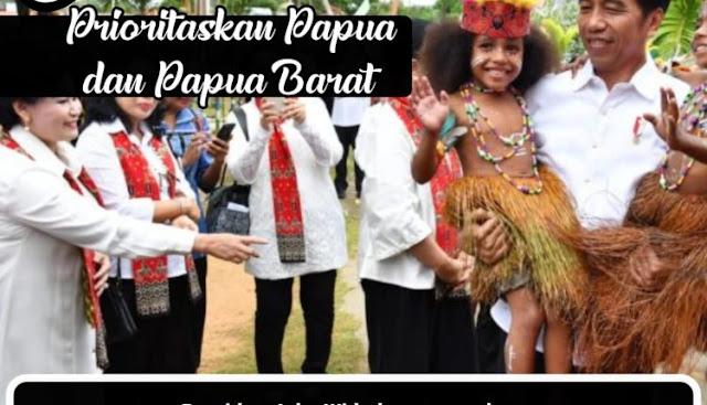 Jokowi Akan Rangkul Papua Dengan Pendekatan Kesejahteraan