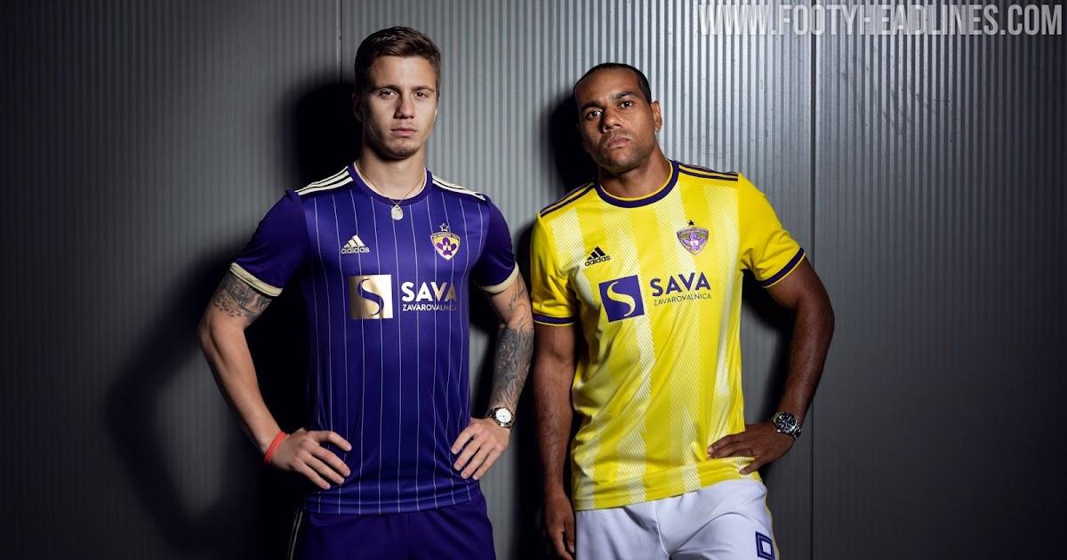 Maribor 19-20 Home & Away Kits Revealed