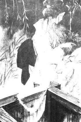 ตำนานผีญี่ปุ่น บ้านแห่งจาน