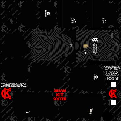Liverpool FC Kits 2020/21 -  DLS20 Kits