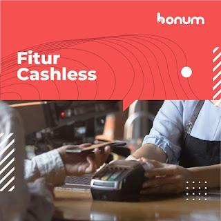 Fitur cashless