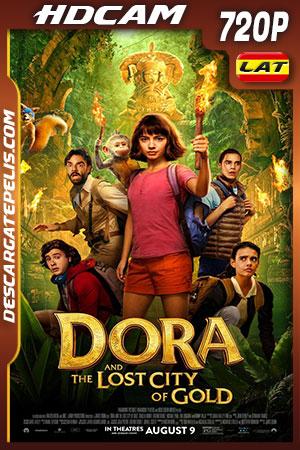 Dora y la ciudad perdida (2019) HD CAM 720p Latino