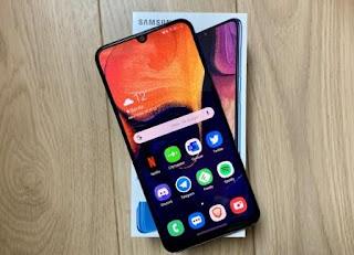 سعر هاتف Samsung Galaxy A50