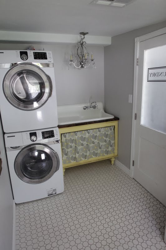 Laundry Room Makeover Dream Book Design Laundry room redo july 2009