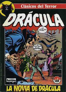 Clásicos del Terror Drácula 03 / Neal Adams