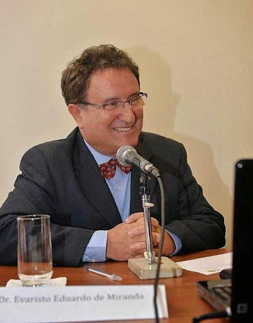 Coordenador da Embrapa: o ecologismo militante ameaça o Brasil