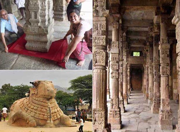 हवा में टिका है ये मंदिर, कोई नहीं जान पाया राज़ - newsonfloor.com