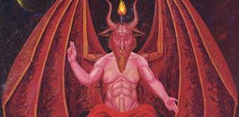 Các con thuộc về tên ác quỷ, vì các con không hướng lòng về Ta
