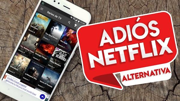 La Mejor Alternativa A Netflix / Ver Series, Peliculas, TV de pago Y mucho Más! | Dile Adios a Netflix