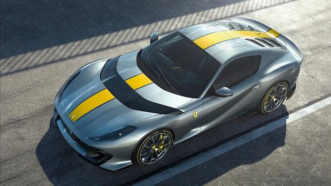 New Ferrari 812 'Limited Edition' Revealed