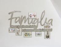 Vinci gratis Quadro-Portafoto con frase dedicata alla famiglia ( valore 69 euro)