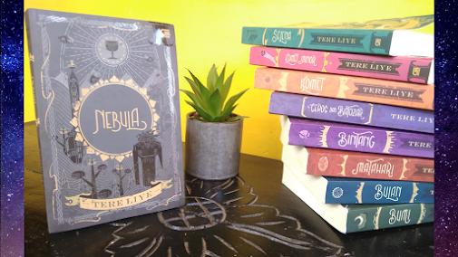 Review Novel Nebula Serial Bumi
