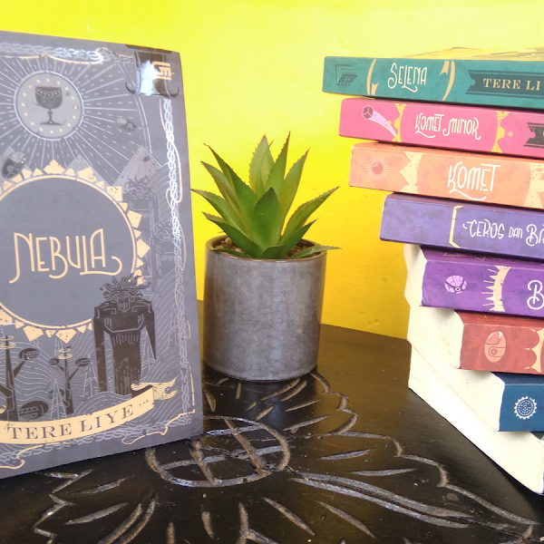 Review Buku: Nebula (Serial Bumi)