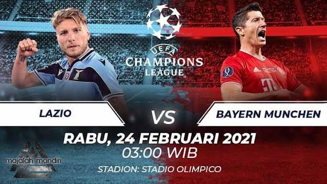Prediksi Lazio Vs Bayern Munchen
