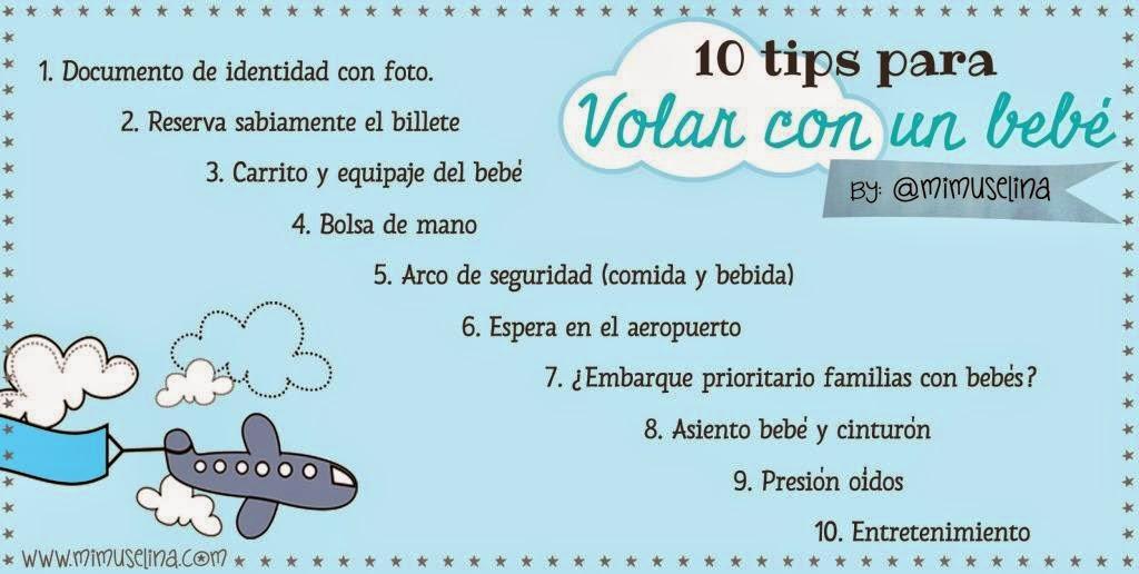 blogs mimuselina viajar en avión con un bebé consejos tips
