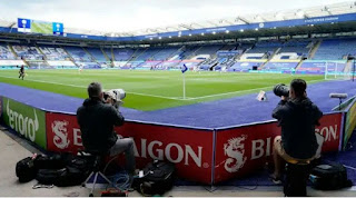 Leicester is optimistic that their remaining three home games at the King Power Stadium will go ahead despite Covid-19 local lockdown