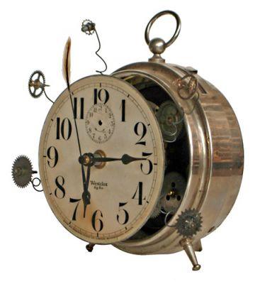 reloj mordaza