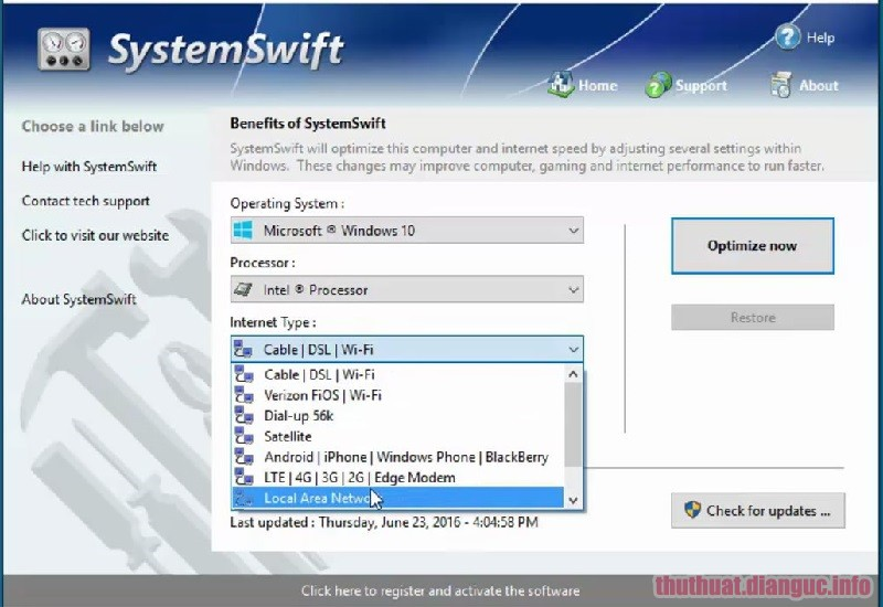 Download PGWARE SystemSwift 2.7.1.2019 Full Crack