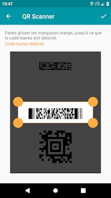 تطبيق قارئ QR للأندرويد, قارئ الكود QR,  تطبيق QR & Barcode Reader للأندرويد, تطبيق QR & Barcode Reader مدفوع للأندرويد, QR & Barcode Reader apk